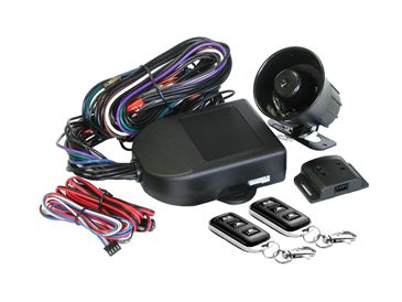 Mongoose M60B car security system with built-in Turbo timer...
