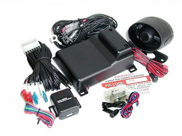 Mongoose MAP80G alarm upgrade more info...